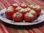 American Stuffed Cherry Tomatoes 3 Appetizer