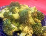 American Broccoli With Lemon Sauce 1 Appetizer