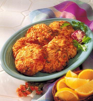 American Baltimore Crab Cakes 1 Appetizer