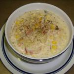 American Nauticos Corn-and-crab Chowder Soup
