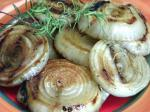 American Grilled Onion With Rosemary Dessert
