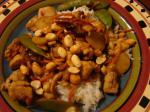 American Kung Pao Chicken 39 Dinner