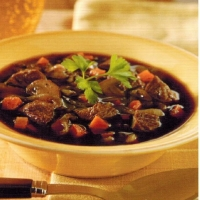 Austrian Chuck and Stout Soup Soup