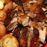 Roast Honey Duck 2  recipe