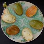 American Madeleines Lemon and the Lavender Appetizer