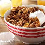 Canadian Sweet n Salty Party Mix Breakfast