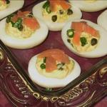 American Smoked Salmon Deviled Eggs 1 Alcohol