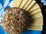 American Aunt Sues Smoky Cream Cheese Cheese Ball Dinner