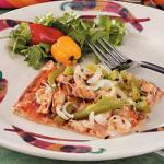 Mexican Southwestern Chicken Pizza Appetizer