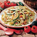 Mexican Southwestern Corn Chip Salad Appetizer