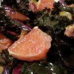 American Green Cabbage Salad with Lemon Dressing Dinner