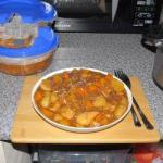 Stew with Meat from the Slowcooker recipe