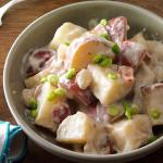 Slowcooked Ranch Potatoes  recipe