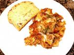 American Baked Penne With Sausage and Spinach oven or Crockpot Appetizer