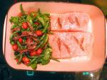 British Tray Baked Salmon  Jamie Oliver Appetizer