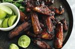 American Honey Soy And Ginger Glazed Pork Ribs Recipe BBQ Grill