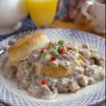 British Sausage Gravy 15 Breakfast