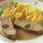 Stuffed Loin of Veal recipe