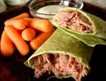 American Yummy Fast and Easy Roast Beef Wrap Dinner