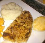 American Chicken Fried Steak healthy Way Dinner