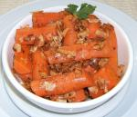 American Coconutty Carrots Appetizer