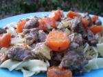 American Fort Stanwix Beef or Veal Stew Dinner