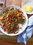 Portuguese Breadcrumb Black Bean and Kale Salad migas recipe