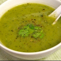 Canadian Green Bean Soup Soup