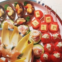 Canadian Marinated Mussels Appetizer