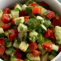 Canadian Avocado Salsa 1 Other