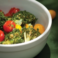 American Greek Broccoli Appetizer