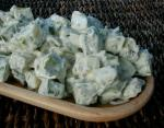 Indian Indianstyle Cucumber Salad Appetizer