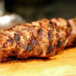 Canadian Grilled Garlic Lime Pork Tenderloin BBQ Grill