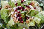 Iranian/Persian Festive Salad with Pomegranate Vinaigrette Dessert