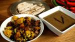 Indian Cauliflower with Potatoes aloo Gobi Appetizer