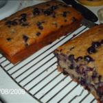 Canadian Banana Blueberry Bread Dessert