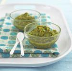American Eat Your Greens Puree Appetizer
