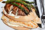 American Grilled Chicken Asparagus and Mushrooms Sandwich  Roxyands Kitchen  Homemade Recipes Dinner