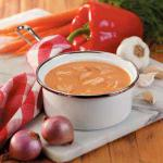 Canadian Salmon Bisque 4 Appetizer