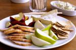 American Smoked Chicken And Cheese Platter Recipe Appetizer