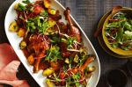 Chinese Chinesestyle Braised Duck Legs With Crispy Potatoes Recipe Dinner