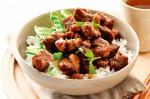 Chinese Sweet Plum And Star Anise Pork Recipe Appetizer