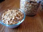 Muesli in a Slow Cooker  Crock Pot recipe