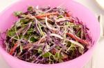 Canadian Christmas Coleslaw Recipe 1 Appetizer