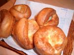 American Perfect Popovers 3 Appetizer