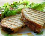 French French Onion Soup Grilled Cheese Appetizer