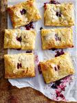 German Sour Cherry Strudels weichselstrudel Appetizer