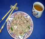 American Chicken and Soba Noodle Salad Dinner