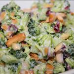 American Broccoli Slaw 2 Appetizer