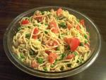 Italian Linguine Tuna Salad 3 Appetizer